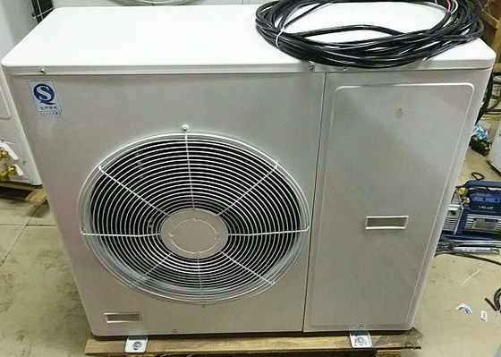 China R404a Refrigeration Condensing Unit , Air Cooled 5 HP Condensing Unit supplier