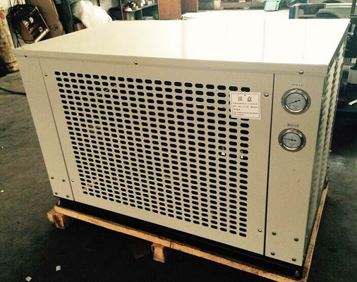 China 13 HP Copeland Air Cooled Condensing Unit For Vegetable Chiller OEM Available supplier