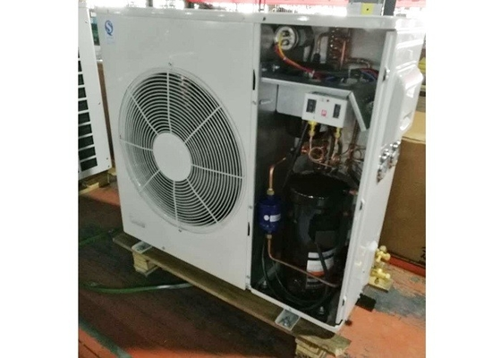 China Scroll Series 3 HP Hermetic Condensing Unit , Cold Storage Refrigeration Units supplier