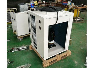 China Medium And High Temperature Air Cooled Condensing Unit For Freezer 13 HP supplier
