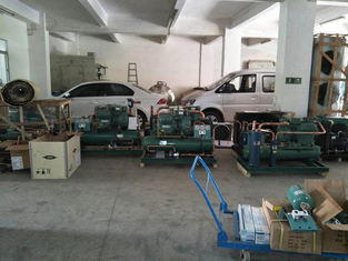China Low Temperature Hermetic Condensing Unit , 9 HP Freezer Refrigeration System supplier