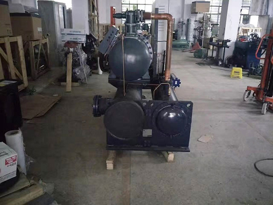 China 150HP Screw Type Compressor In Refrigeration System With Medium And High Temp supplier