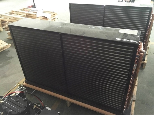 China FNVB - Type Refrigerator Condenser Air Cooled For Industrial Refrigeration Unit supplier