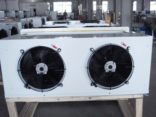 China 4HP Monoblock Wall Mounted Refrigeration Unit , Customized Cold Room Chiller Unit supplier