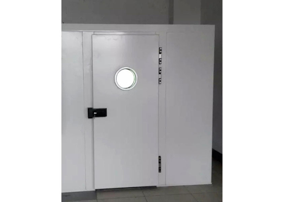 China Interior Sliding Cold Storage Doors Custom Size For Large Logistics Cold Room supplier