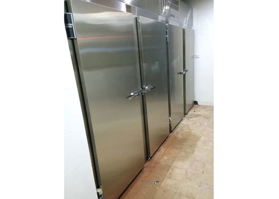China 900 * 2000mm Cold Room Door , Electric Sliding Door With Heater For Chiller supplier