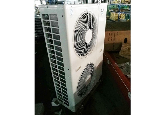 China 6HP Refrigeration Condensing Unit Air Cooled Stainless Steel Cold Room Chiller Unit supplier
