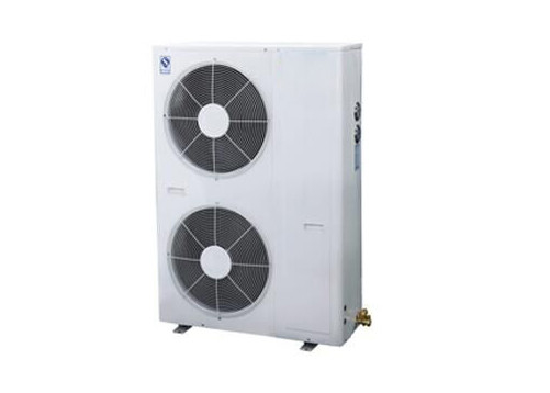 China 4HP Copeland Air Cooled Condensing Unit For Cold Storage Cooling Equipment supplier