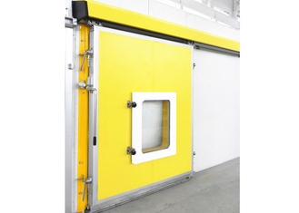 China Simple Install Cold Storage Doors Size Customized For 0℃ To 40℃ Food Industry supplier