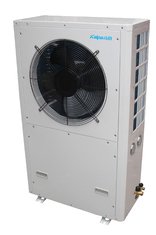 China 380V 50Hz 3HP Emerson Refrigeration Condensing Unit With R404a Refrigerant supplier
