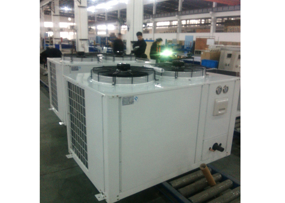 China 8HP Box Type Hermetic Condensing Unit With Scroll Compressor For Chiller supplier