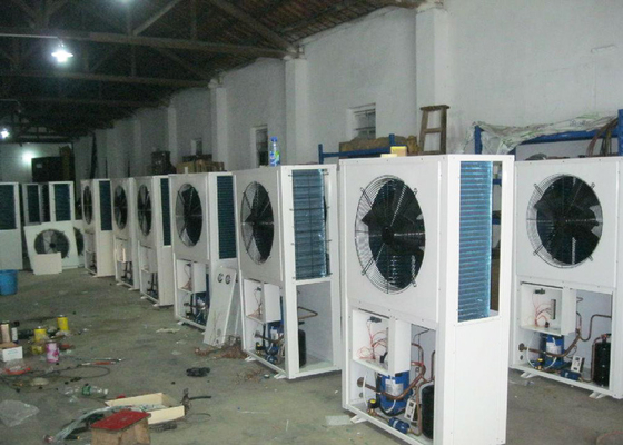 China Emerson Copeland 5Hp Condensing Unit For Cold Room Storage 1 Year Warranty supplier