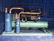 China Copeland Refrigeration Condensing Units , Water Cooled Small Refrigeration Unit factory