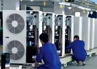 China Cold Storage Hermetic Air Cooled Condensing Unit , Commercial Refrigeration Units 9 HP factory