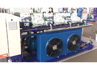 China Screw Refrigeration Condensing Unit For Industrial Chiller Energy Saving 50HP factory