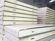 China Polyurethane / PU Cold Room Insulation Panels For Wall / Roof Materials factory