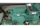 60HP Water Cooled Screw Compressor Refrigeration System For Industry Chain
