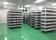 China Fruit / Vegetable Modular Cold Rooms With Fully Automatic Control System factory
