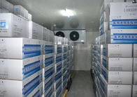 China Room Temperature Customized Walk In Cold Room For Slaughterhouse factory