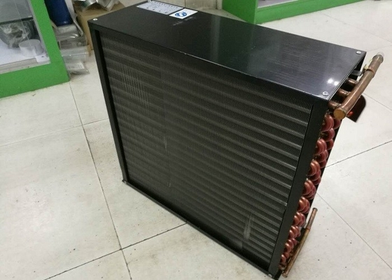 FNH -180 Condenser Refrigeration , Horizontal Heat Exchanger For Assamble Cold Room