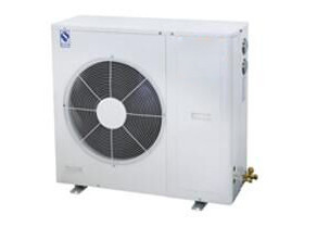 China Hotel 2 HP Condensing Unit Copeland Compressor Walk In Freezer Condensing Unit factory