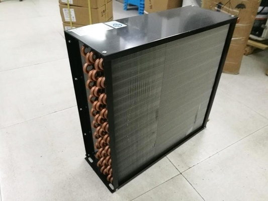 Customized Walk In Cooler Condenser , Outside Condenser Unit For Refrigeration System